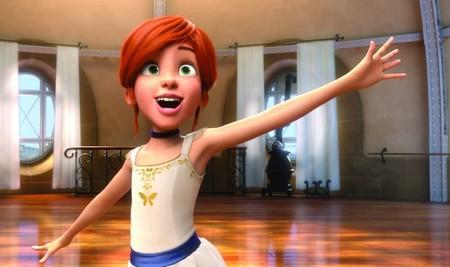 'Ballerina', tráiler de una aventura animada con las voces de Elle Fanning y Dane DeHaan