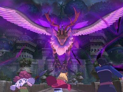 El nuevo gameplay de Ni no Kuni II: El Renacer de un Reino repasa todas sus mecánicas y modos de juego