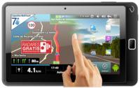 Vexia Navlet 2 Truck, GPS para vehículos pesados sobre Android 4.0