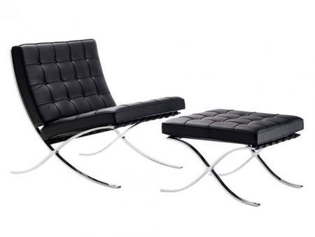 Un must have de invierno los sof s de piel con un look - Tapizar un sofa de piel ...