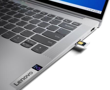 Lenovo Ideapad 5g Simcard