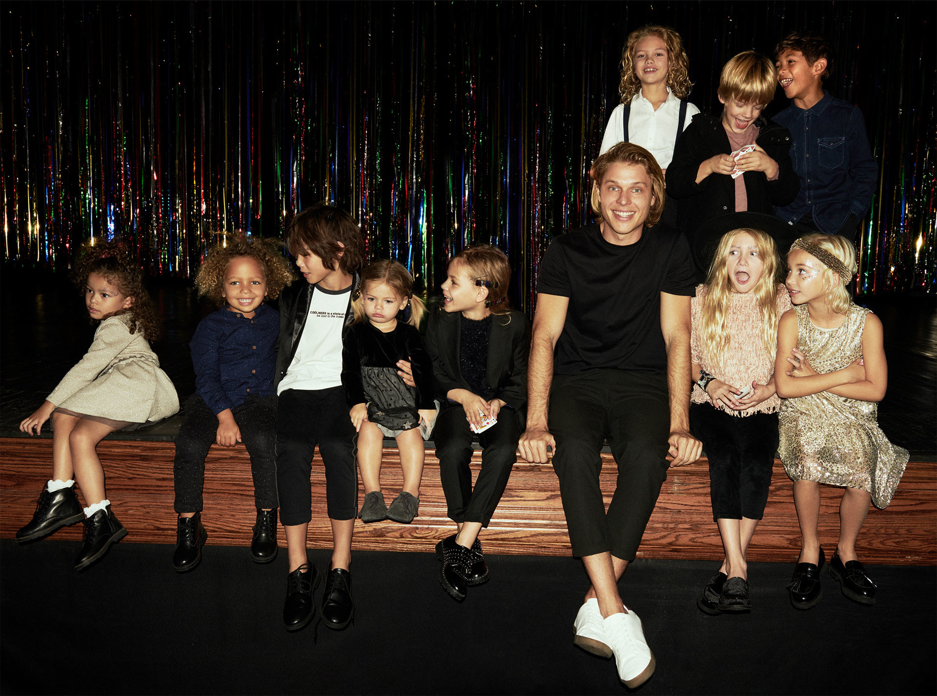 Foto de Zara Kids 'Magic Party' (7/10)