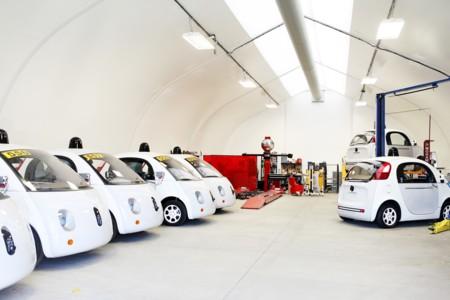 El coche autónomo de Google pierde a uno de sus jefes