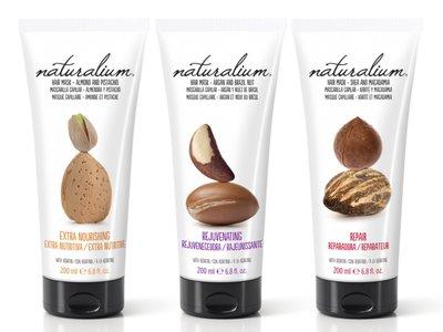 Naturalium lanza la nueva línea Nuts. Mima tu cuerpo... y tu melena