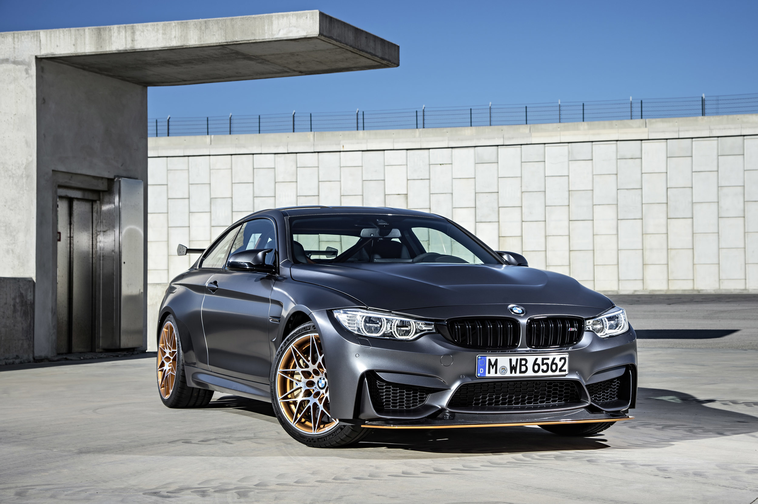 Foto de BMW M4 GTS (37/54)