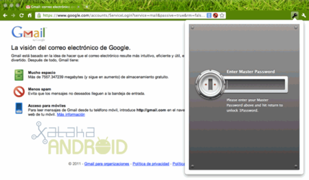 1Password para Android