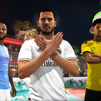 Volta, el modo de fútbol callejero de FIFA 20, se luce en esta nueva tanda de imágenes