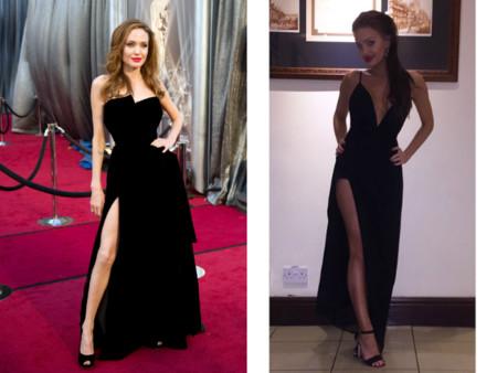 Chelsea Marr Angelina Jolie Doble2