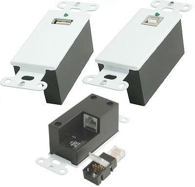 Adaptador de USB a través de Ethernet
