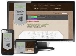 Responsive Web Design de http://xitrus.es