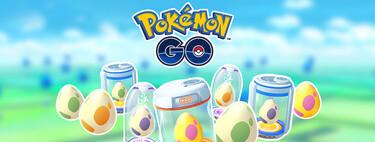 Pokémon GO: todos los Pokémon que aparecen en los Huevos de 2, 5, 7, 10 y 12 kilómetros en octubre de 2021