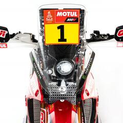 Foto 13 de 16 de la galería honda-crf450-rally-dakar-2021 en Motorpasion Moto