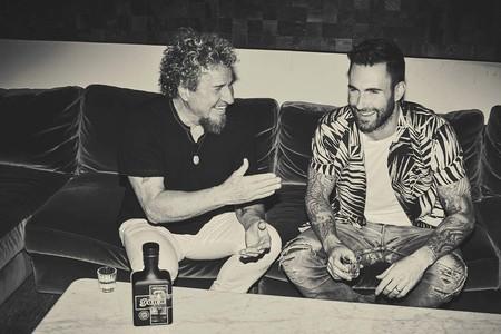 Sammy Hagar y Adam Levine crean Santo Mezquila: una fusión de tradición mexicana y aires de rock