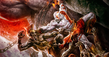 'God of War III', primer vídeo in-game