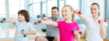 Nueve beneficios de practicar deporte en familia