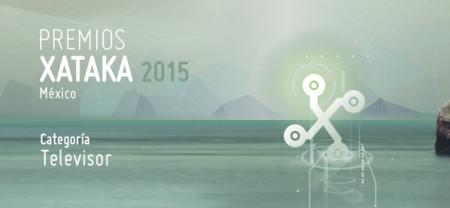 Mejor televisor, vota por tu preferido para los Premios Xataka México 2015