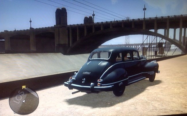 Viaducto de 4th Street en L.A. Noire