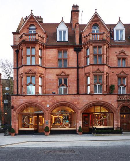 Moynat abre su segundo flagship en Londres, en el barrio de Mayfair