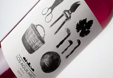 Descubriendo todo un señor vino andaluz: Cortijo Los Aguilares Rosado 2012