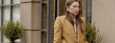 Cuatro maneras de lucir un traje-pantalón y cambiar de registro completamente