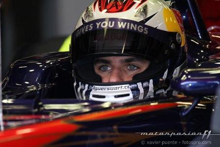 Previo Fórmula 1: Jaime Alguersuari ante el año de la verdad