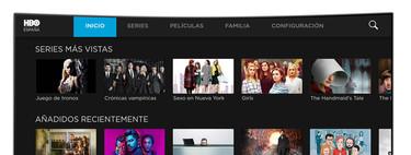 HBO España por fin tiene app para smart TV, pero sólo para Samsung: videoconsolas y resto de marcas siguen sin ella