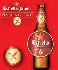 Cerveza apta para celíacos, Estrella Damm