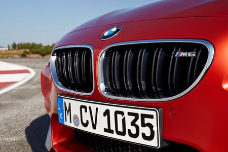 BMW M6 Coupé 2015