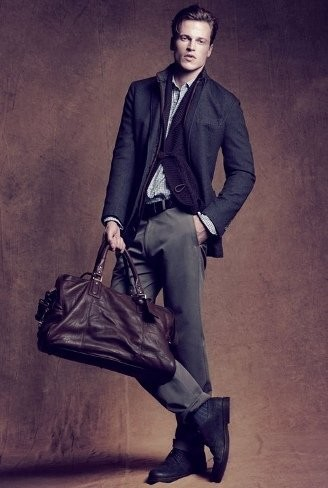 Massimo Dutti, el lookbook para este Otoño-Invierno 2010/2011