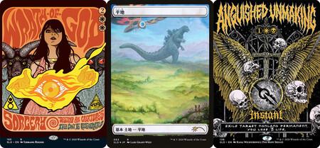 Fortnite, portadas de heavy metal, El Señor de los Anillos y los paisajes de Bob Ross: Secret Lair, la otra cara de Magic