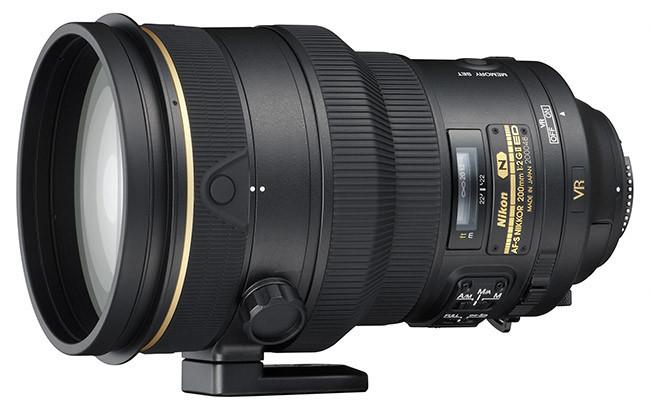 El Nikon 200mm f/2G ED VR II es el objetivo más nítido según DxOMark