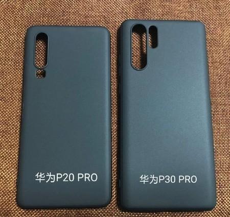 Cuatro posibles cámaras para el futuro Huawei P30 Pro, tres para el Huawei P30