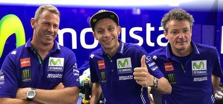Valentino Rossi ha recibido el visto bueno médico y disputará la FP1 mañana