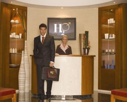 H2O The Male Spa, belleza y lujo sólo para hombres en Dubai