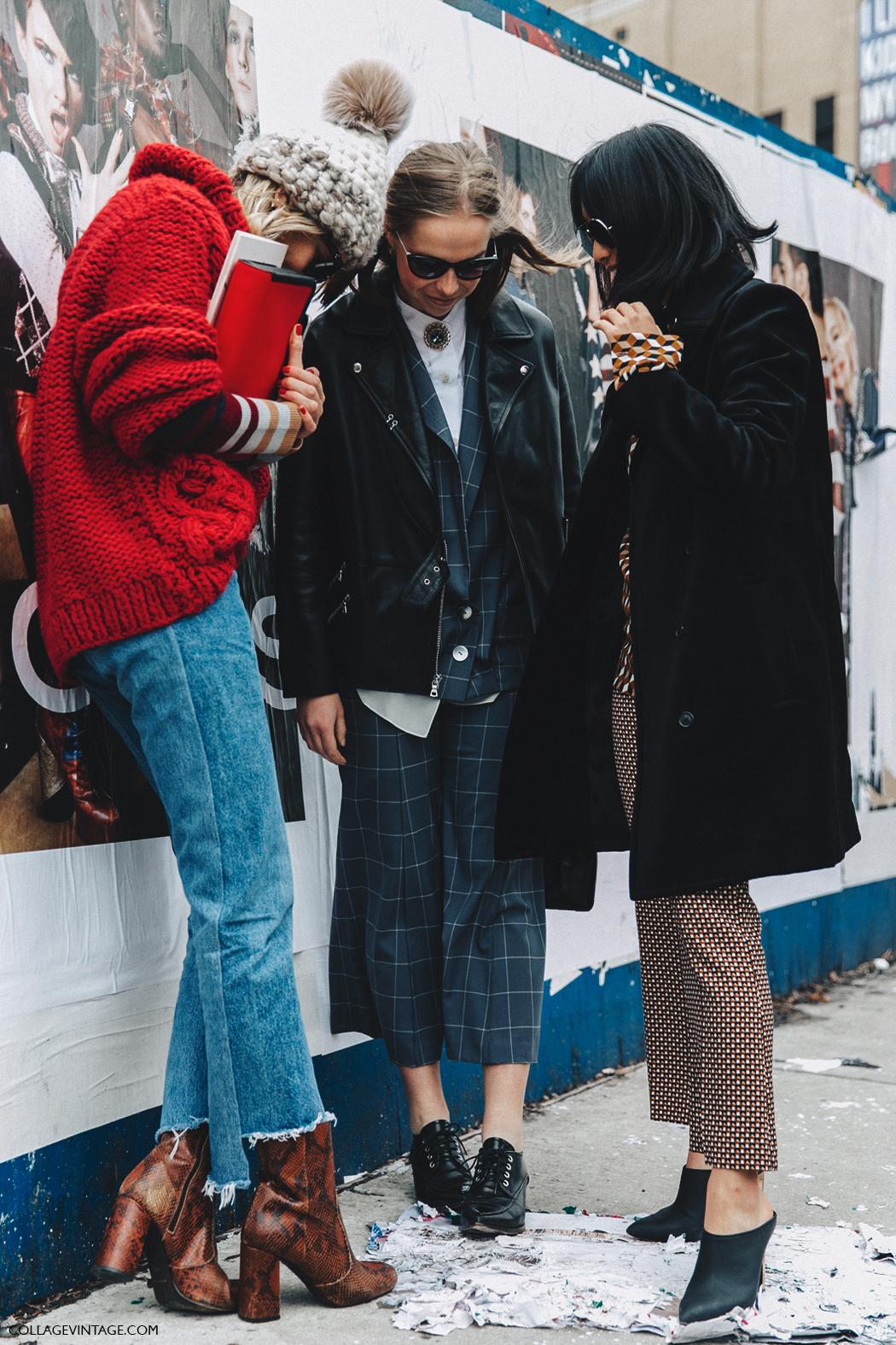 Vetements en el street style