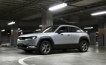 Mazda MX-30 2021: el primer eléctrico de la familia que dará vida a una nueva era