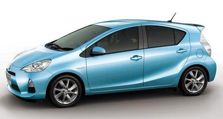 El Toyota Aqua (Prius C) se pone a la venta en Japón