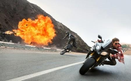 Tom Cruise en acción