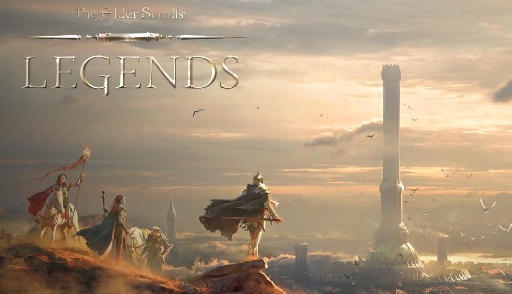 Elder Scroll Legends 3