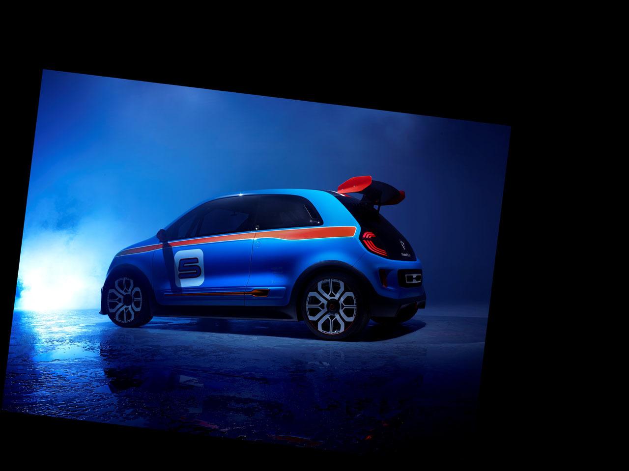 Foto de Renault Twin'Run Concept (46/49)