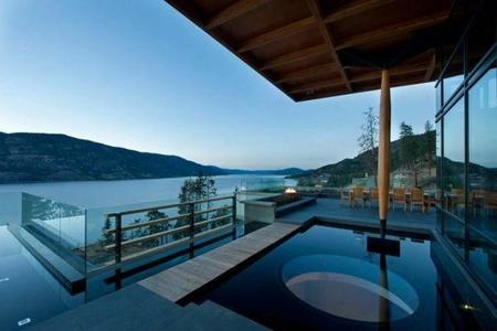 Tu casa con vista a...¿un lago privado?