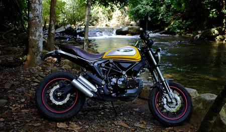 La Lifan Hunter 125 o cómo una moto china puede robarle la identidad a la Ducati Scrambler Icon