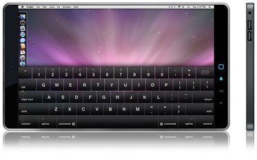 MacBook Touch... por favor Apple, fabrica ésto