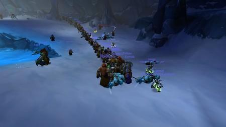 Los jugadores de World of Warcraft Classic están formando filas kilométricas para eliminar a un solo enemigo
