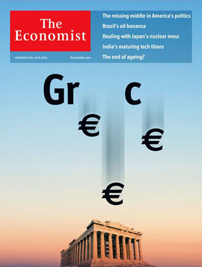 Greece The Economist