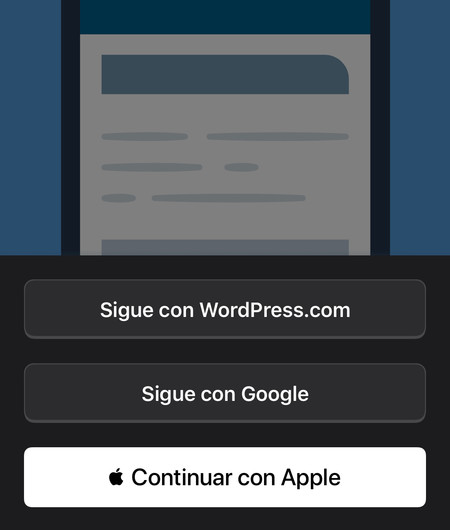 Wordpress Sign In With Apple