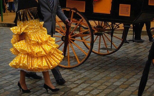 glamour amarillo por peribanyez