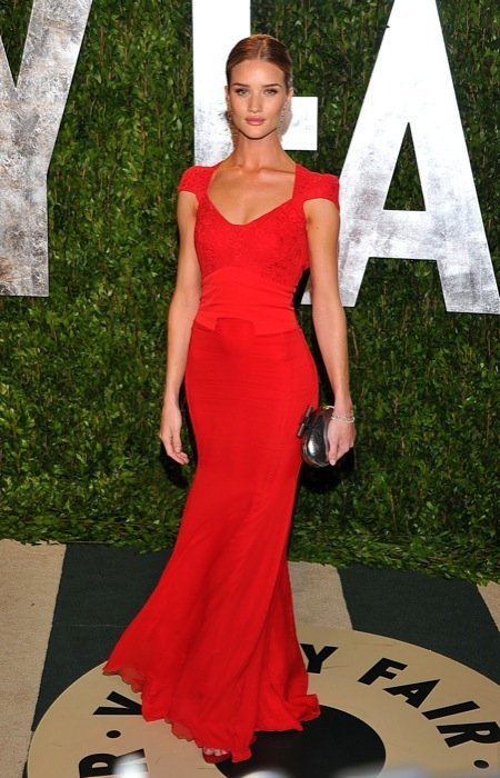 Rosie Huntington-Whiteley Fiesta Vanity Fair