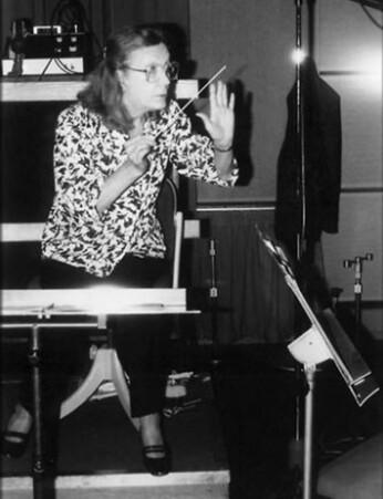 Angela Morley