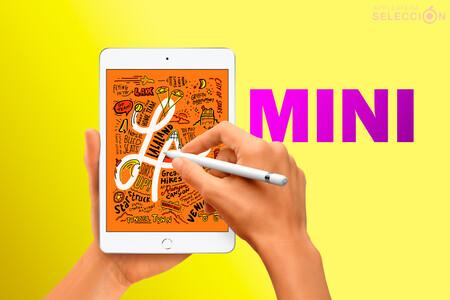 El iPad mini (2019) Wi-Fi de 256 GB roza los 500 euros en Amazon y alcanza su precio más bajo desde diciembre
